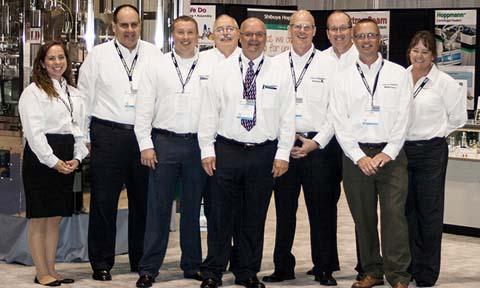 A group photo of the Shibuya team.