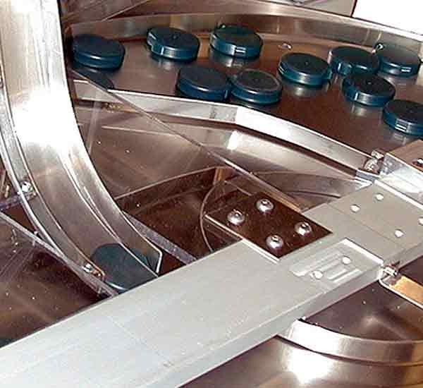 FD-30 Rotary Accumulation Table