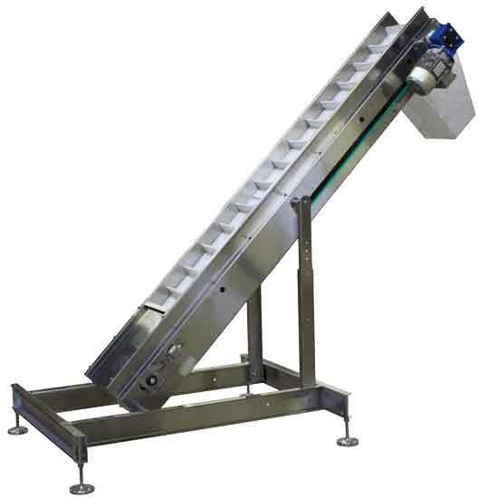 EC Series Custom Designed Conveyor